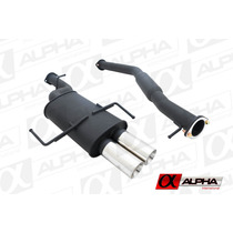 Exhaust Catback Nissan 240sx 1995-1998 Megan Racing