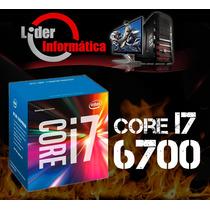 Processador Intel Core I7 6700 4.0ghz 8mb Lga1151 6ªgeraçao*