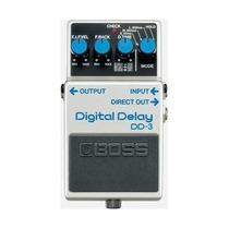 Pedal Boss Dd3 Digital Delay, Atacado Musical Sp 11196