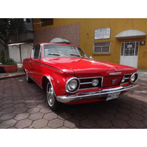 Chrysler Barracuda 2p Fast Back V8-273 1965