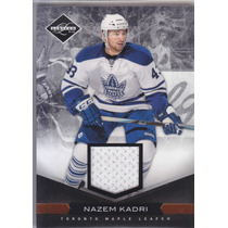2011 - 2012 Limited Jersey Nazem Kadri Maple Leafs /99