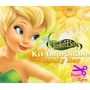 Kit Imprimible Candy Bar Tinkerbell / Campanita