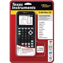 Calculadora Grafica Texas Ti 84 Plus Ce