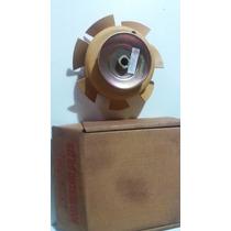 Helice C/ Polia Alternador Gol 83 Bx A Ar Novo