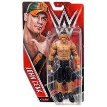 Wwe Figura De John Cena Serie Basica Mattel