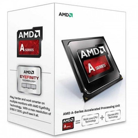 Nuevo Procesador Amd A8-7600 S-fm2+ Turbo 3.8 Ghz Quad Core