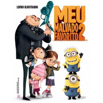 Album Meu Malvado Favorito 2, Completo C/ Figurinhas P/colar