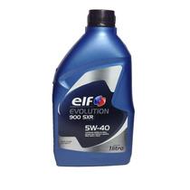 Elf Sintetico Evolution 900 Sxr Oleo De Motor 5w40 1l