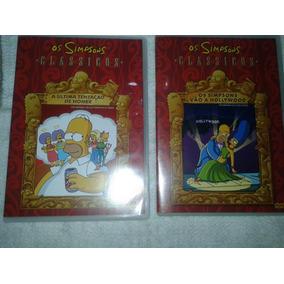 Clássicos Dvds Dos Simpsons Também Troco Por Bonecos