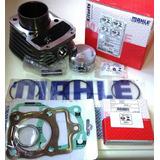 Kit Cilindro + Juntas Honda Cg 125 Titan Fan Bross Mahle Bra