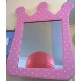 Espejo Corona Princesa Para Decorar Tu Habitacion!!!