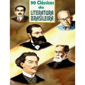90 Livros: Clássicos Nacionais Em E-book