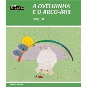 Livro Ovelhinha E O Arco Iris Frete 8,00 Coby Hol Nova Ortog