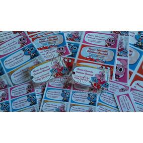 Kit Etiqueta Escolar Personalizada