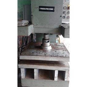 Troqueladora Pressotecnik 30 Ton Hidroneumatica