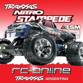 Auto A Radio Control!!! Traxxas Nitro Stampede!! Local!!