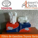 Filtro De Gasolina Toyota Yaris