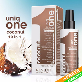 Uniq One Coconut Hair Treatment Revlon 150ml 100% Original