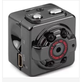 Mini Camera Digital Hd 720 P Visao Noturna Infravermelho