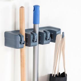 Soporte Organizador Porta Elementos De Limpieza Morph