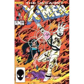 X-men #184 Ago De 1984 Marvel 9.4 (importado)