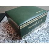 Antiguo Estuche Reloj Pulsera Sandoz Suiza 1960 Rolex?