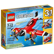 31047 - Lego Creator - Avião A Hélice