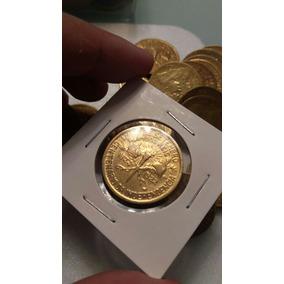 Moeda 1000 Reis Centenário 1822-1922 Br/al L7ndas