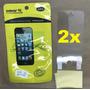 Lote Atacado 2x Película Fosca Matte Iphone 5 5c 5s Se