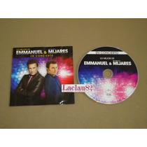 Emmanuel Y Mijares En Concierto Lo Mejor 2013 Universal Cd