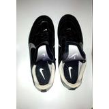 Zapatos Futbol Campo Nike Original/tacos Negro+pantorilleras
