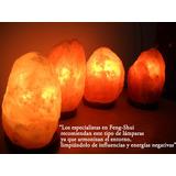 Lámparas De Sal Del Himalaya Grandes Tratada Enérgicamente
