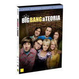 Box The Big Bang Theory 8ª Temporada Original E Lacrada