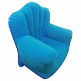 Sillon Inflable Art Sofa Uso Interior Y Exterior Simil Pana!