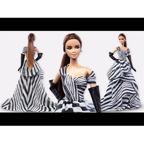Barbie Chiffon Ball Gown Platinum Label Nrfb