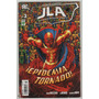 Jla-liga De La Justicia # 3 - Editorial Vid