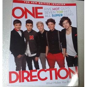 One Direction Revista En Inglés Con 112 Pag Artículo O.mn4