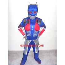 Disfraces Transformers Optimus Prime Bumblebe Iron Man Buzz