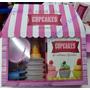 Kit Cupcake - A Casa Dos Cupcakes - Zona Criativa
