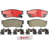 Balatas Brembo (d) Nissan Sentra E, Sedan, From 01/87 87-87