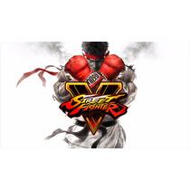 Street Fighter V Steam Cd-key Global