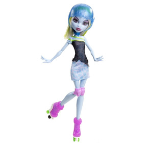 Juguetibox: Monster High Abbey Bominable Roller Maze Patines