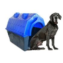 Casa, Casinha Cães Cachorros E Gatos N 5 Plastkão