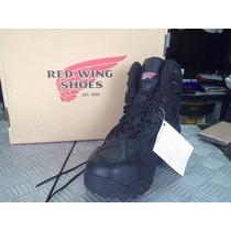 Botas De Seguridad, Motorizados, Swat Red Wings Shoes