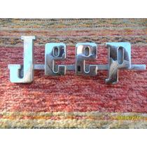 Antigua ? Inscripción Leyenda Jeep No Mascota Ornamento