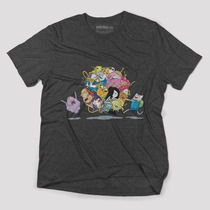 Minko - Playeras De Adventure Time - Alta Calidad