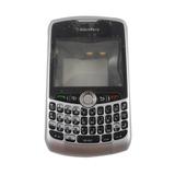 Carcasa Blackberry 8330 Plata C / Trackball Nueva Original