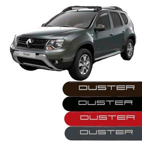 Jogo Friso Lateral Personalizado Renault Duster 12/...