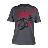 Camisa Camiseta Asw My Way Motocross Trilha Off Road