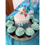 Mini Torta + 24 Mini Cupcakes O 12 Cupcakes Tematicos